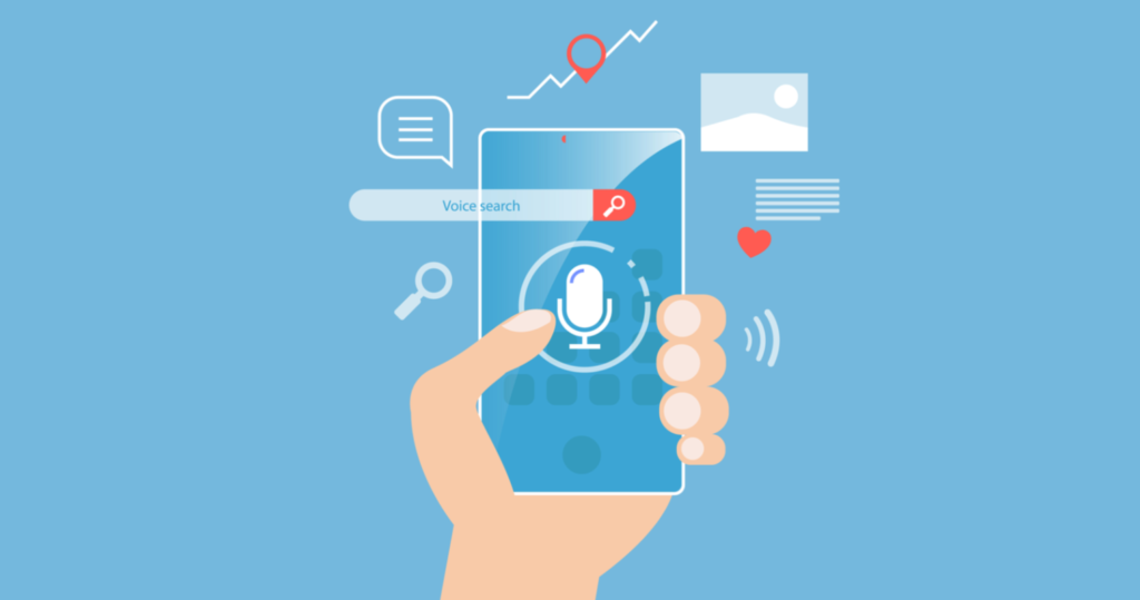 Voice search optimization