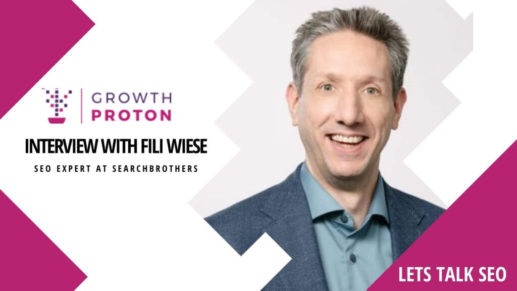Interview With Fili Wiese
