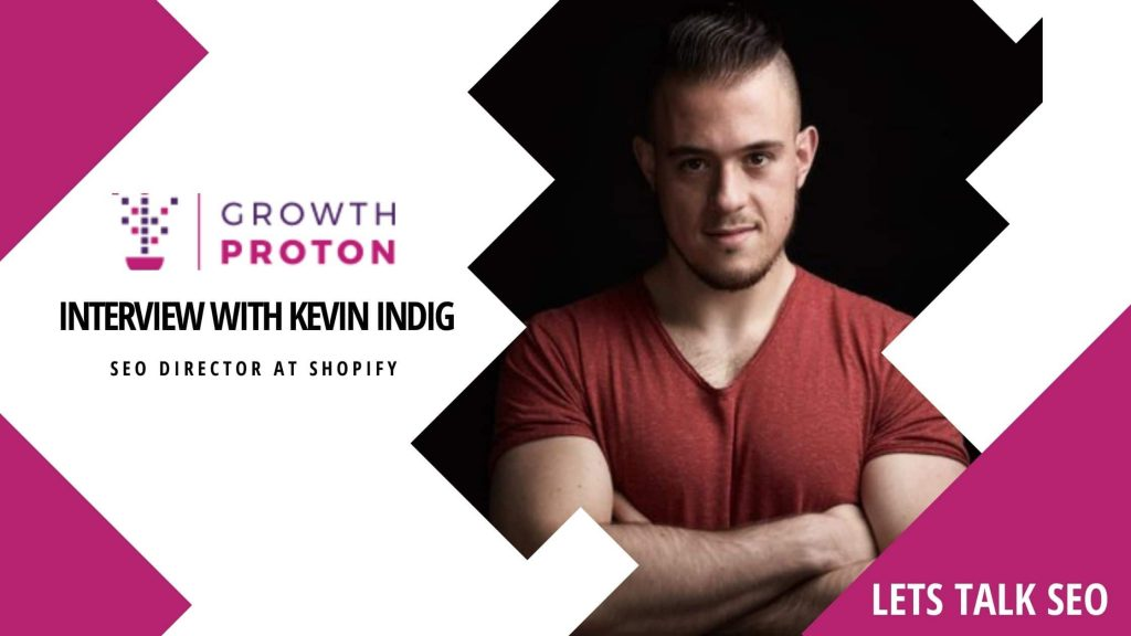 Interview With kevin indig